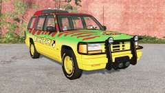 Gavril Roamer Tour Car Beamic Park v3.1 для BeamNG Drive