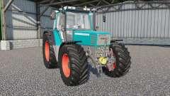 Fendt Favorit 500 C Turboshifᵵ для Farming Simulator 2017