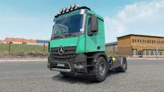 Mercedes-Benz Arocs 2048 AS 2013 для Euro Truck Simulator 2