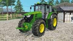 John Deere 6170Ꙧ для Farming Simulator 2015