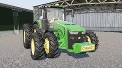 John Deere 8R-serieꜱ для Farming Simulator 2017