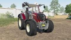 Fendt 310-313 Vario для Farming Simulator 2017