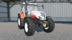 Steyr Profi 4000 CVT для Farming Simulator 2017