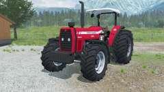 Massey Ferguson 299 Advanced для Farming Simulator 2013
