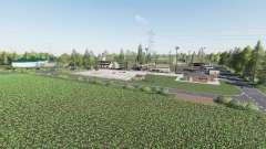 Nordfriesische Marsch v1.1 для Farming Simulator 2017