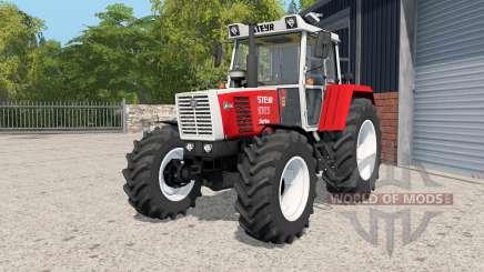 Steyr 8165A Turbo для Farming Simulator 2017