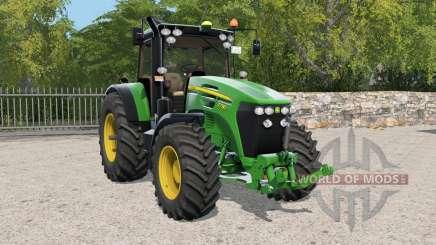 John Deere 7730〡7830〡79ろ0 для Farming Simulator 2017