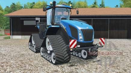 New Holland T9.670 SmartTraꭗ для Farming Simulator 2015