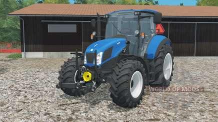 New Holland T5.11ⴝ для Farming Simulator 2015