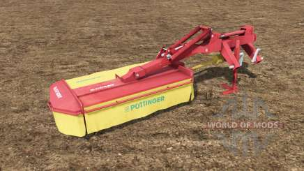 Pottinger Eurocat 275 для Farming Simulator 2017