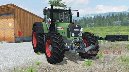 Fendt 820 Vario TMꞨ для Farming Simulator 2013