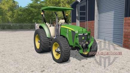 John Deere 5085M-5150M для Farming Simulator 2017