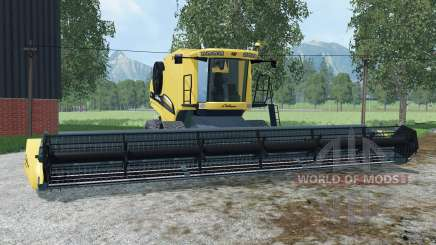 Challenger 680 B crawler для Farming Simulator 2015