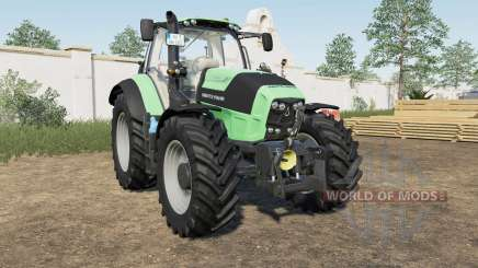 Deutz-Fahr 7210〡7230〡7250 TTV Agrotroᵰ для Farming Simulator 2017