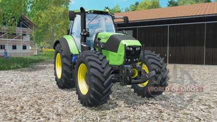 Deutz-Fahr 7250 TTV Agrotron FL consolᶒ для Farming Simulator 2015