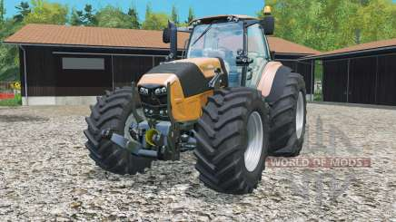 Deutz-Fahr 7250 TTV Agrotɾon для Farming Simulator 2015