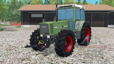 Fendt Farmer 310 LSA Turbomatiᶄ для Farming Simulator 2015