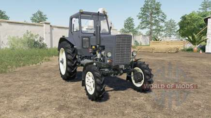МТЗ-82 Беларуƈ для Farming Simulator 2017