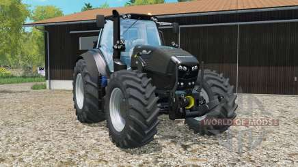Deutz-Fahr 7250 TTV Agrotron Black Editioɲ для Farming Simulator 2015