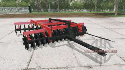 Santa Izabel GASI 360 для Farming Simulator 2015