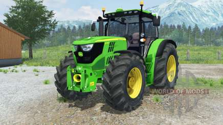 John Deere 6170Ɍ для Farming Simulator 2013