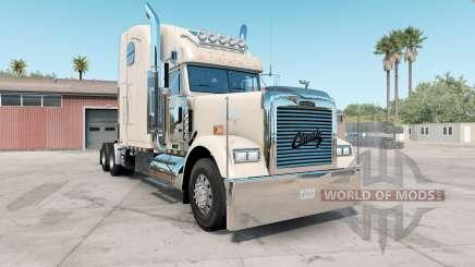 Freightliner Clasѕic XL для American Truck Simulator