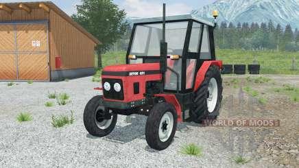Zetor 6Ձ11 для Farming Simulator 2013