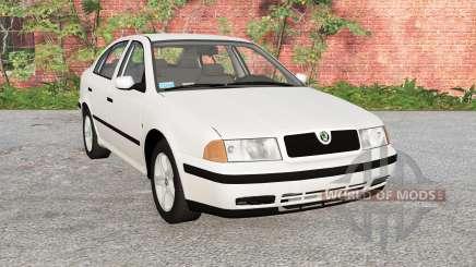 Skoda Octavia (1U) 1996 для BeamNG Drive
