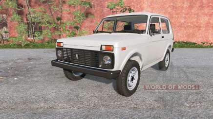 ВАЗ-2121 Нивᶏ для BeamNG Drive