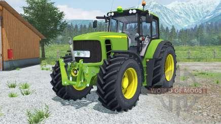 John Deere 75ろ0 для Farming Simulator 2013