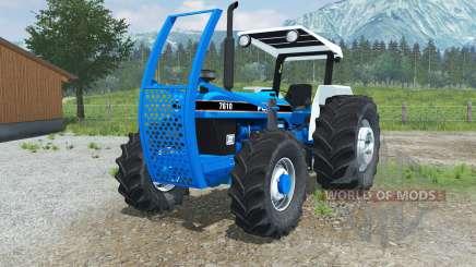 Forᵭ 7610 для Farming Simulator 2013