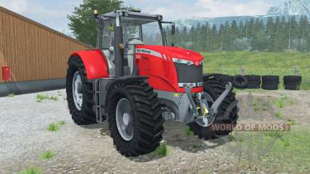 Massey Ferguson 76Ձ6 для Farming Simulator 2013