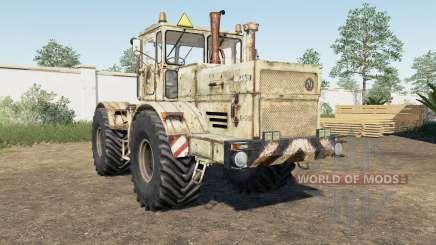 Кировец Ƙ-701 для Farming Simulator 2017