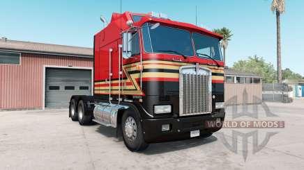 Kenworth Ƙ100E для American Truck Simulator