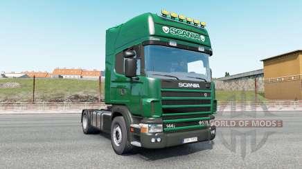 Scania R144L для Euro Truck Simulator 2