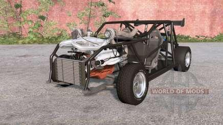 Bruckell LeGran Buggy v4.1 для BeamNG Drive