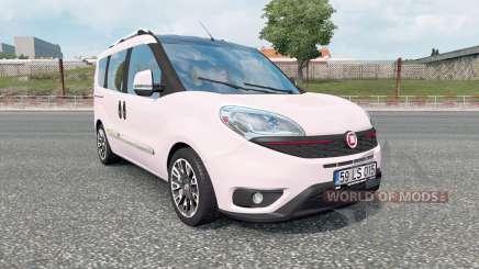 Fiat Doblo (152) 2015 для Euro Truck Simulator 2