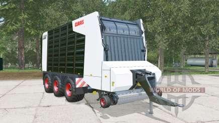 Claas Cargos 9500 blacƙ для Farming Simulator 2015