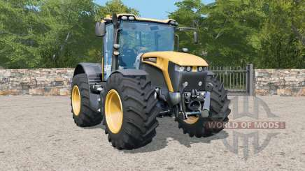 JCB Fastrac 4190&4220 для Farming Simulator 2017