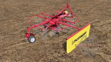 Pottinger Top 280 U для Farming Simulator 2017