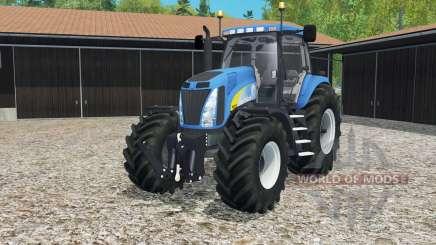 New Holland T80Ձ0 для Farming Simulator 2015