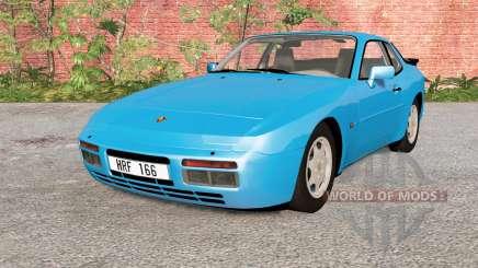 Porsche 944 1988 для BeamNG Drive