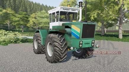 Raba 320 для Farming Simulator 2017