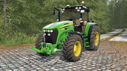 John Deere 7730〡7830〡7930 для Farming Simulator 2017