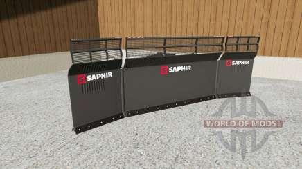 Saphir siloschilder для Farming Simulator 2017