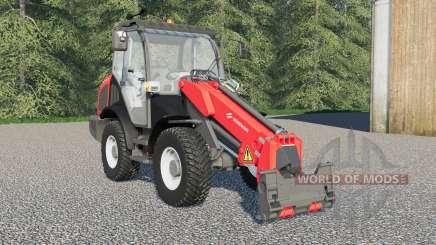 Weidemann 3080 CX 80T для Farming Simulator 2017