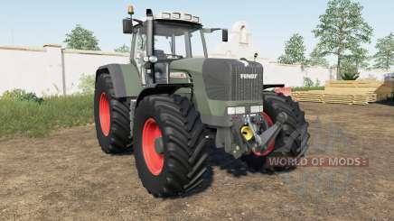 Fendt 916-930 Vario TMꞨ для Farming Simulator 2017