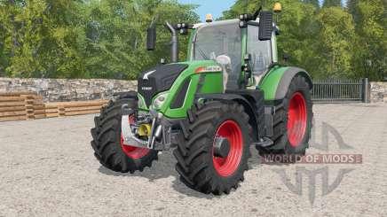Fendt 714〡716〡718〡720〡722〡724 Variꝍ для Farming Simulator 2017