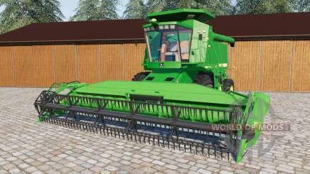 John Deere 9400-9610 для Farming Simulator 2017