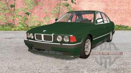 BMW 730i (E32) 1987 для BeamNG Drive